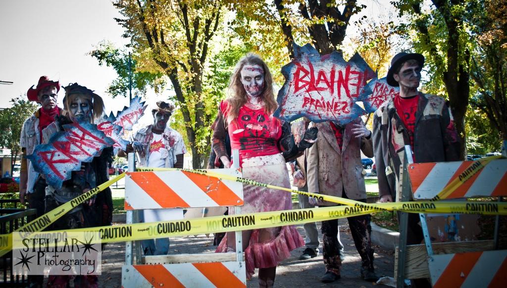 Zombie Activists
